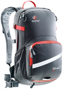 Рюкзак Deuter Bike I 14 (graphite-papaya)