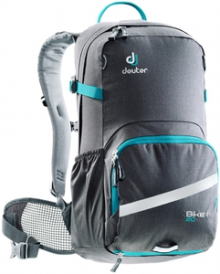 Рюкзак Deuter Bike I 20 (graphite-petrol)