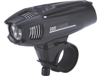 Фонарь передний BBB Strike 300 lumen LED (black)