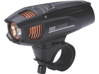 Фонарь передний BBB Strike 500 lumen LED (black)