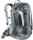 Велорюкзак Deuter Trans Alpine 25 (черный)
