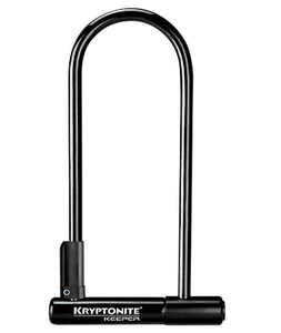 Замок велосипедный U-lock Kryptonite Keeper 12 Long Shackle