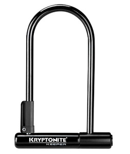 Замок велосипедный U-lock Kryptonite Keeper 12 Standard