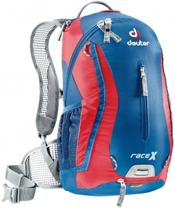 Велорюкзак Deuter Race X (steel-fire)
